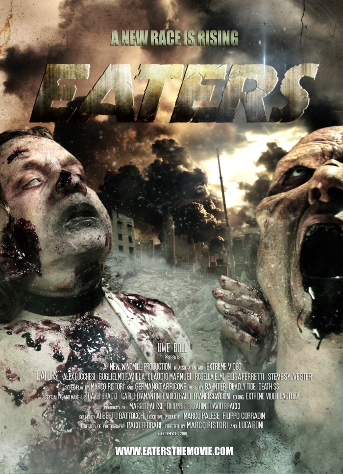 Eaters (poster del film)