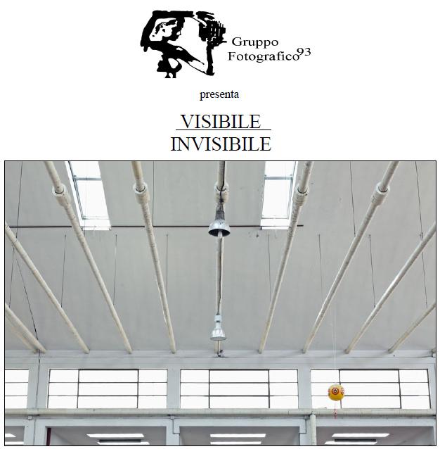 """GF93 - Mostra fotografica """"Visibile Invisibile"""" a Cesena"""