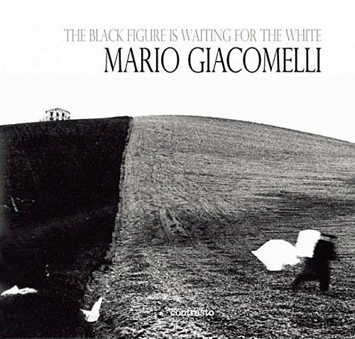 Mario Giacomelli - La figura nera aspetta il bianco
