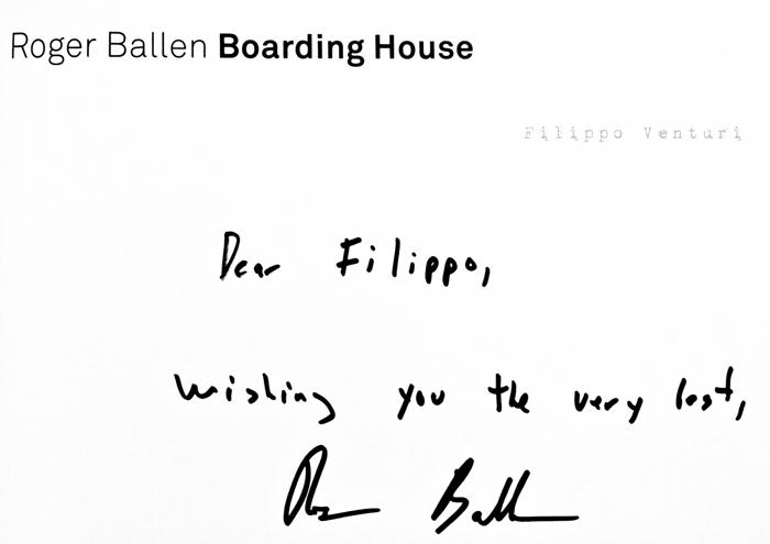 Roger Ballen - Boarding House