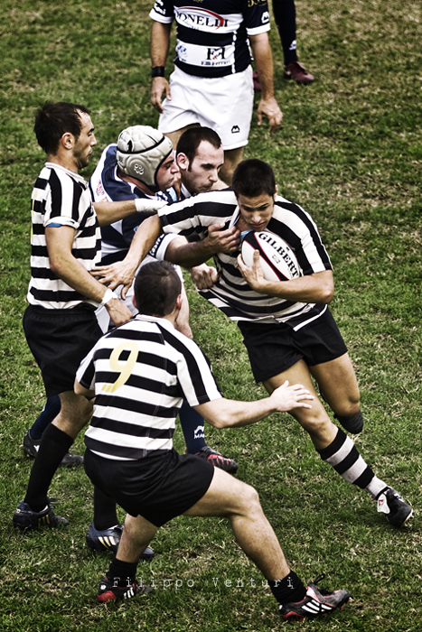 Cesena Rugby vs Modena Rugby 0-33 (foto 5)