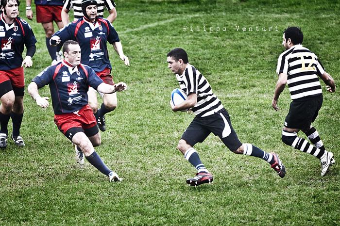 Cesena Rugby VS Rugby Guastalla 12-23 (Foto 2)