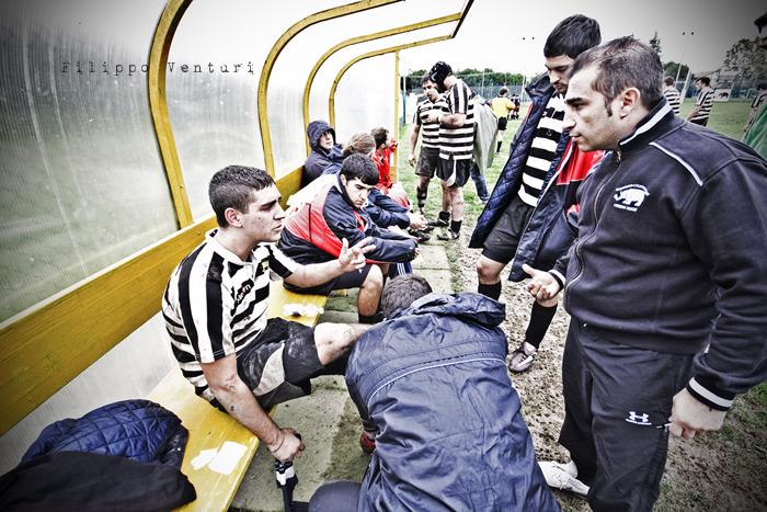 Cesena Rugby VS Rugby Guastalla 12-23 (Foto 7)