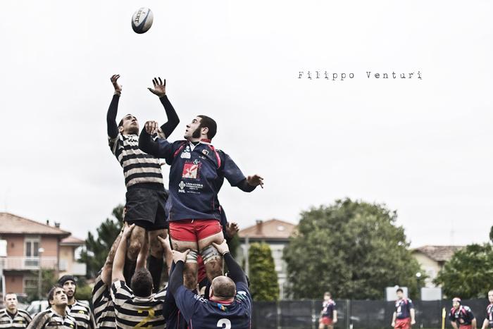 Cesena Rugby VS Rugby Guastalla 12-23 (Foto 8)
