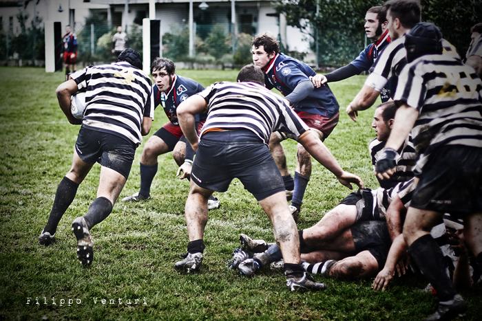 Cesena Rugby VS Rugby Guastalla 12-23 (Foto 9)