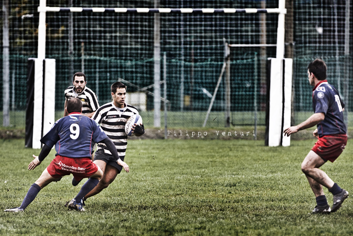 Cesena Rugby VS Rugby Guastalla 12-23 (Foto 11)