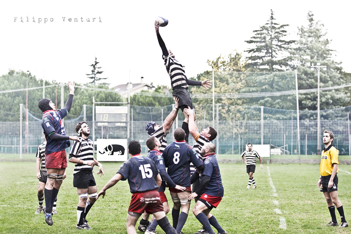 Cesena Rugby VS Rugby Guastalla 12-23 (Foto 12)