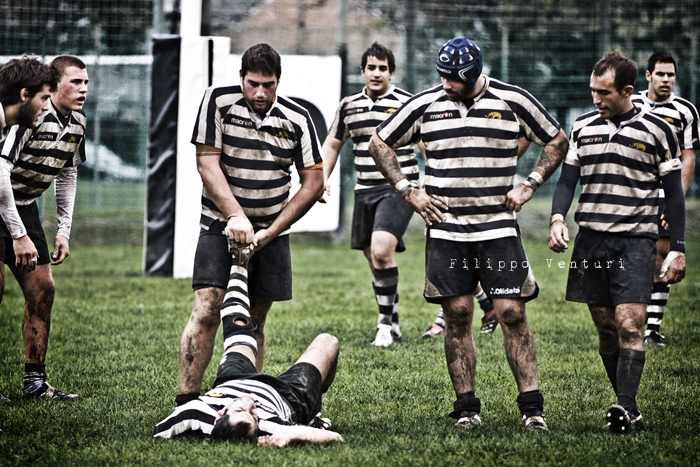 Cesena Rugby VS Rugby Guastalla 12-23 (Foto 14)