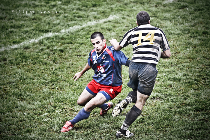Cesena Rugby VS Rugby Guastalla 12-23 (Foto 15)