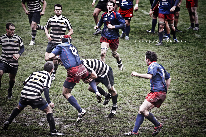Cesena Rugby VS Rugby Guastalla 12-23 (Foto 16)