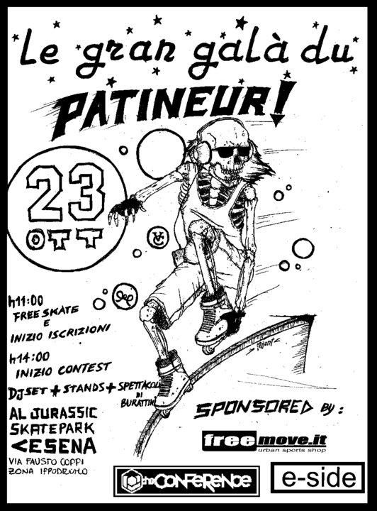 Le gran galà du Patineur - Poster