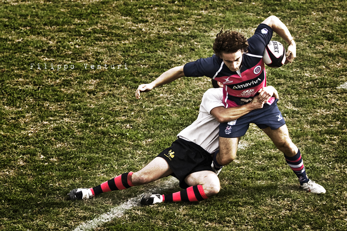 Romagna Rugby VS Unione Rugby Capitolina 49–8 (Foto 2)