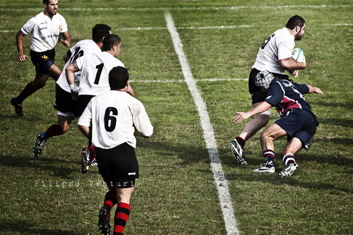 Romagna Rugby VS Unione Rugby Capitolina 49–8 (Foto 3)