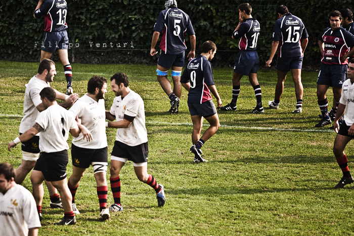 Romagna Rugby VS Unione Rugby Capitolina 49–8 (Foto 4)
