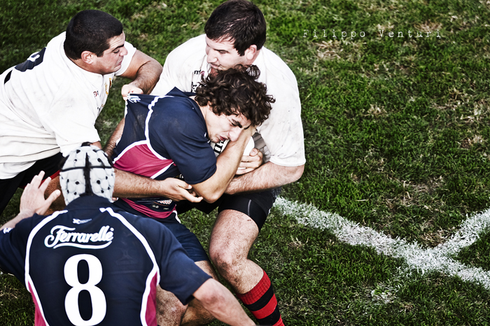 Romagna Rugby VS Unione Rugby Capitolina 49–8 (Foto 7)