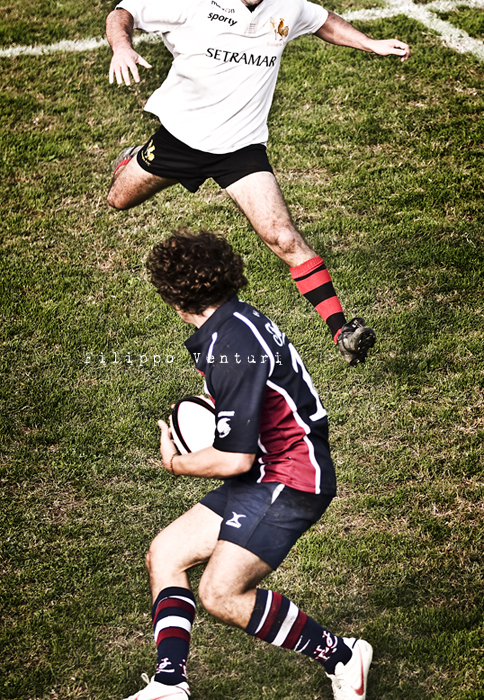 Romagna Rugby VS Unione Rugby Capitolina 49–8 (Foto 8)