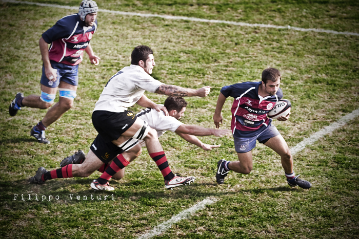 Romagna Rugby VS Unione Rugby Capitolina 49–8 (Foto 9)