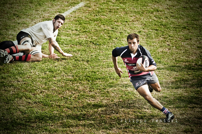 Romagna Rugby VS Unione Rugby Capitolina 49–8 (Foto 10)