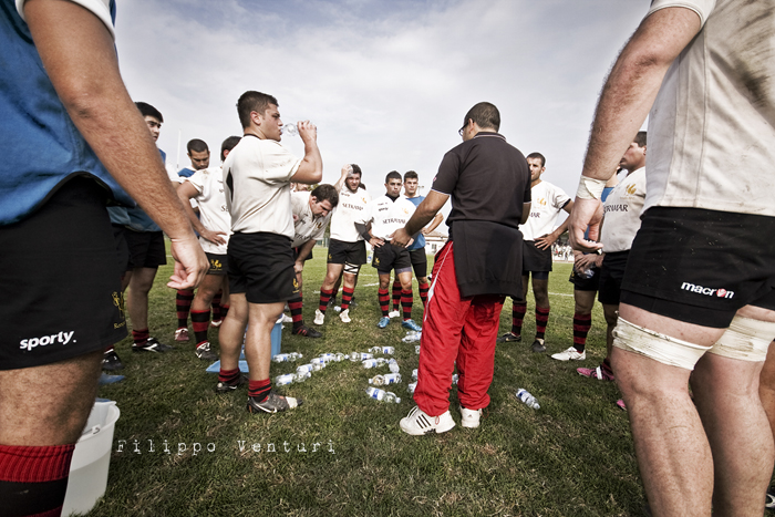 Romagna Rugby VS Unione Rugby Capitolina 49–8 (Foto 12)