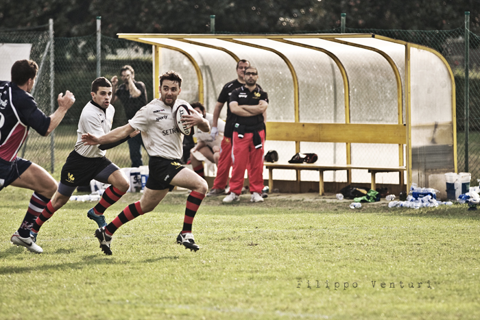 Romagna Rugby VS Unione Rugby Capitolina 49–8 (Foto 16)