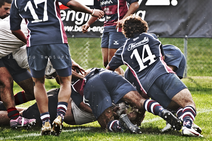 Romagna Rugby VS Unione Rugby Capitolina 49–8 (Foto 17)