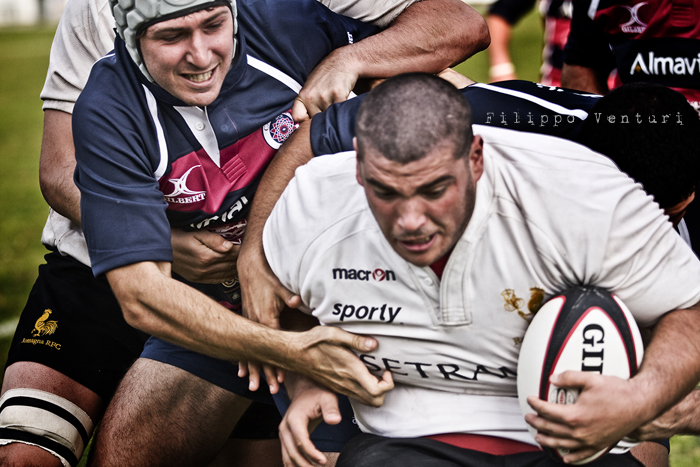 Romagna Rugby VS Unione Rugby Capitolina 49–8 (Foto 19)