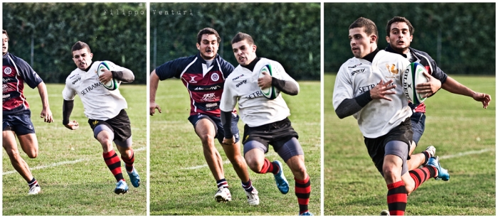 Romagna Rugby VS Unione Rugby Capitolina 49–8 (Foto 27)