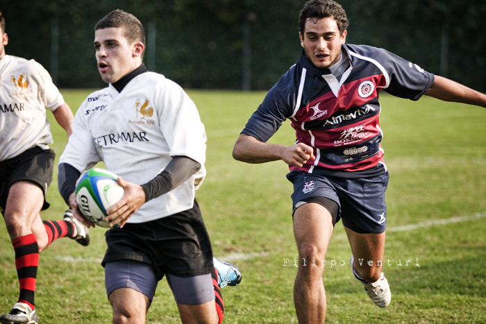 Romagna Rugby VS Unione Rugby Capitolina 49–8 (Foto 28)