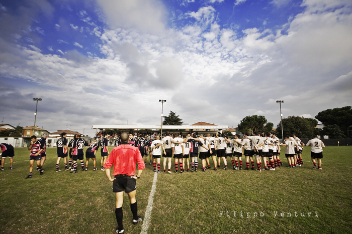 Romagna Rugby VS Unione Rugby Capitolina 49–8 (Foto 29)