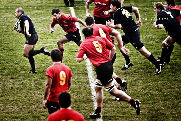 Romagna Rugby VS Vasari Rugby Arezzo - Foto 6