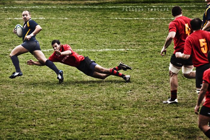 Romagna Rugby VS Vasari Rugby Arezzo - Foto 7