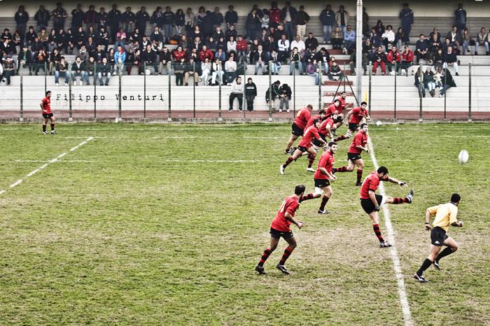 Romagna Rugby VS Vasari Rugby Arezzo - Foto 9