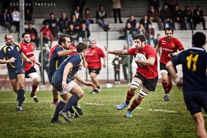 Romagna Rugby VS Vasari Rugby Arezzo - Foto 12