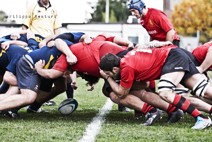 Romagna Rugby VS Vasari Rugby Arezzo - Foto 13