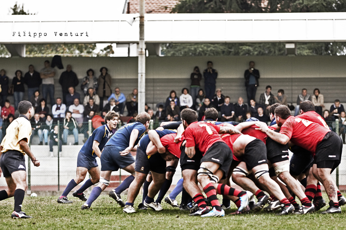 Romagna Rugby VS Vasari Rugby Arezzo - Foto 17