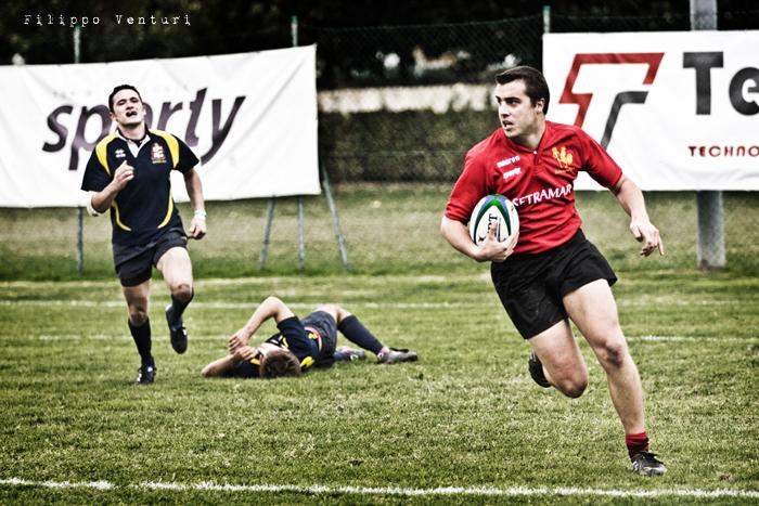 Romagna Rugby VS Vasari Rugby Arezzo - Foto 18