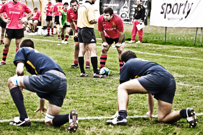 Romagna Rugby VS Vasari Rugby Arezzo - Foto 19