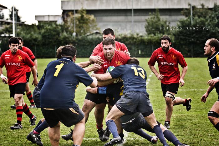 Romagna Rugby VS Vasari Rugby Arezzo - Foto 20