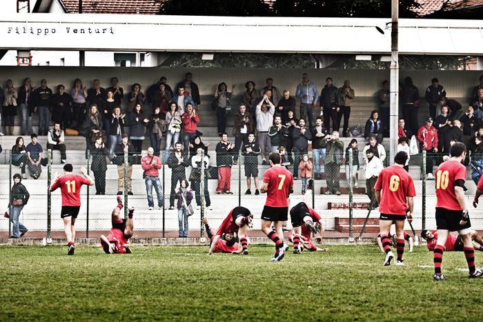 Romagna Rugby VS Vasari Rugby Arezzo - Foto 24