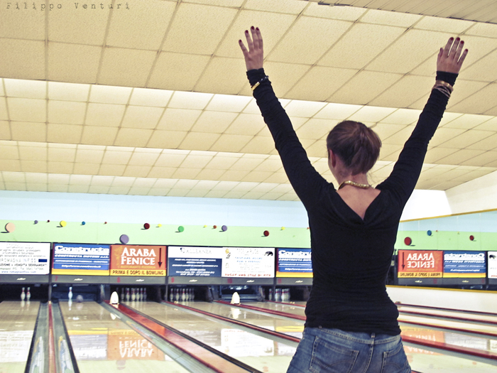 Serata al bowling (foto 1)