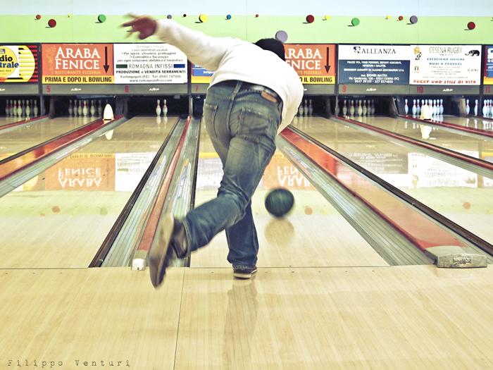 Serata al bowling (foto 3)
