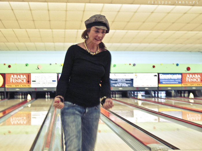 Serata al bowling (foto 4)