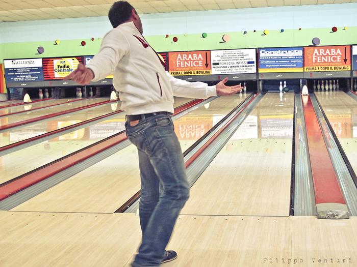 Serata al bowling (foto 5)