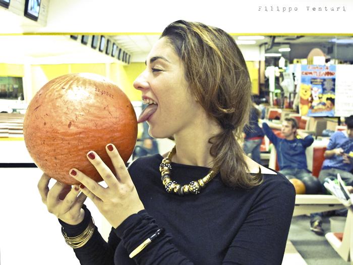 Serata al bowling (foto 7)