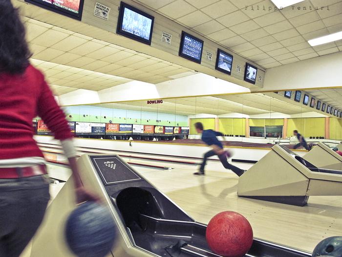 Serata al bowling (foto 8)