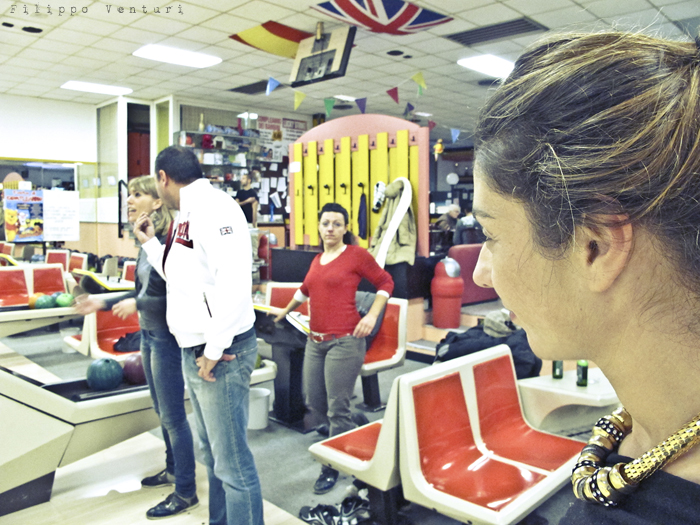 Serata al bowling (foto 9)