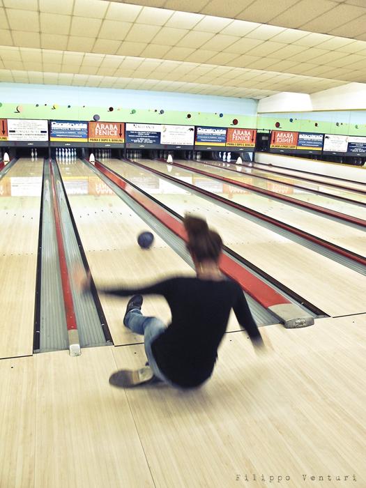 Serata al bowling (foto 11)