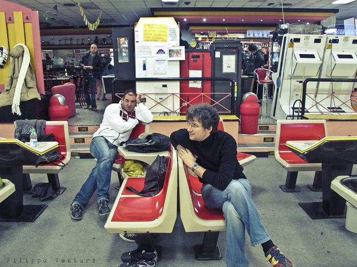 Serata al bowling (foto 13)