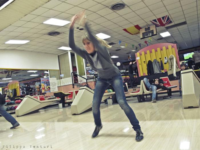 Serata al bowling (foto 15)