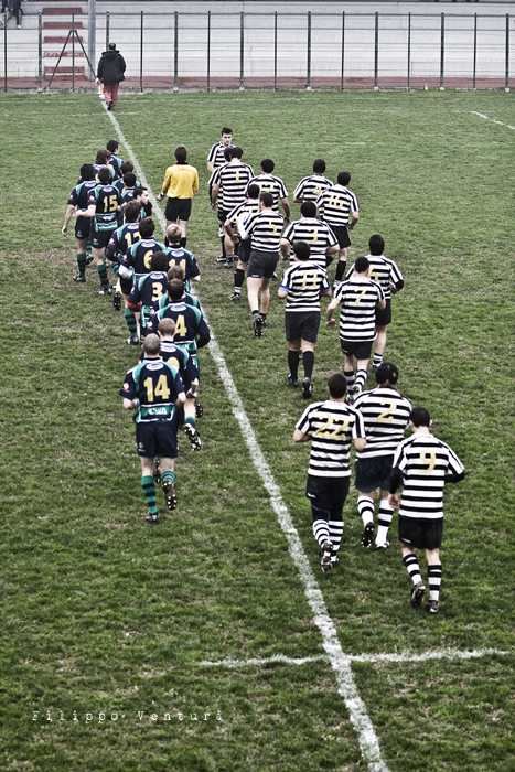 Cesena Rugby VS Unione Rugby Bolognese - Foto 2